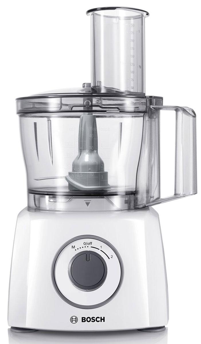 Кухонный комбайн Bosch MCM3110W, White