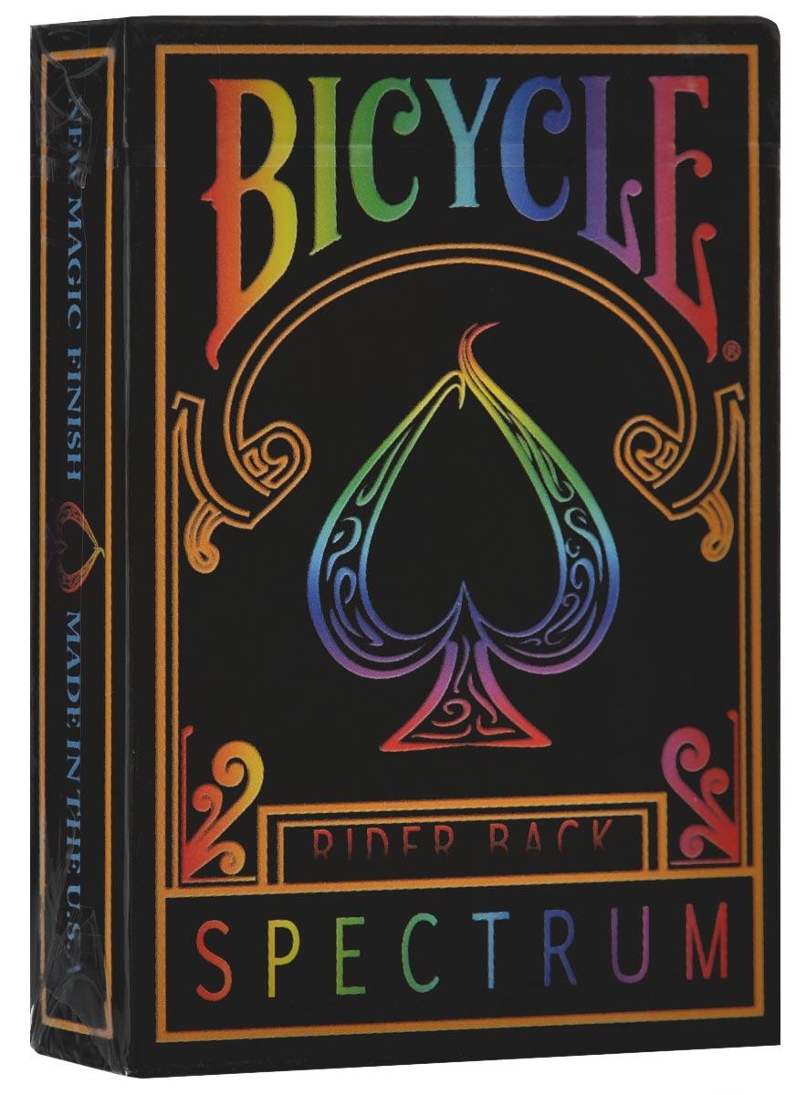 Игральные карты Bicycle Spectrum Deck, цвет: мультиколор, 56 шт игральные карты bicycle spectrum deck цвет мультиколор 56 шт
