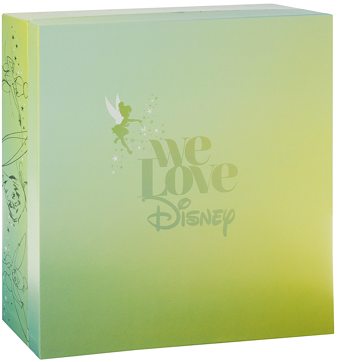 We Love Disney. Limited Edition (2 CD + DVD + 4 LP) we love electro iv 2 cd