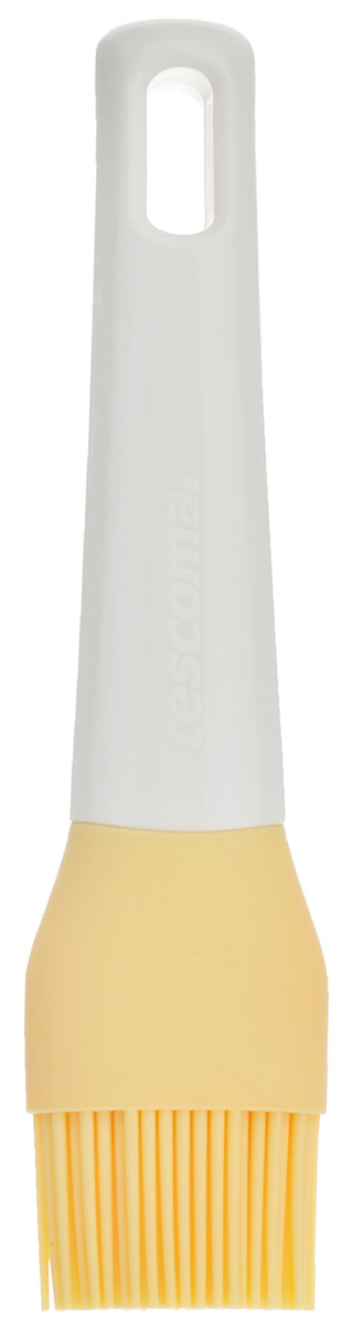 Фото - Кисточка кулинарная Tescoma Delicia, цвет: желтый, длина 17 см кисточка кулинарная хорс 23 см