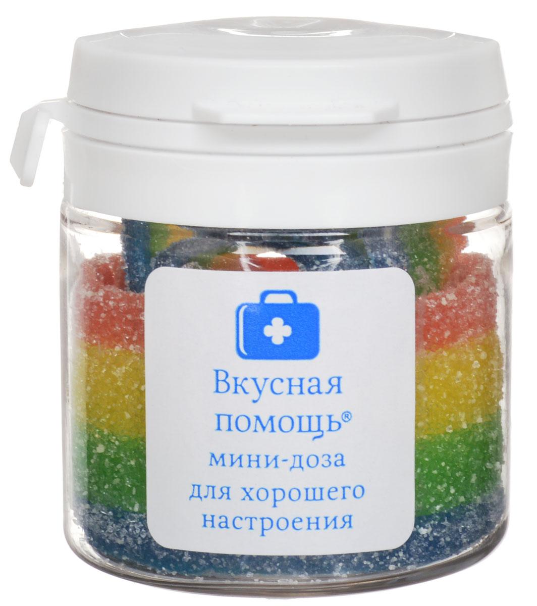 Конфеты Вкусная помощь Для хорошего настроения, 30 г конфеты вкусная помощь для храбрости 150 мл