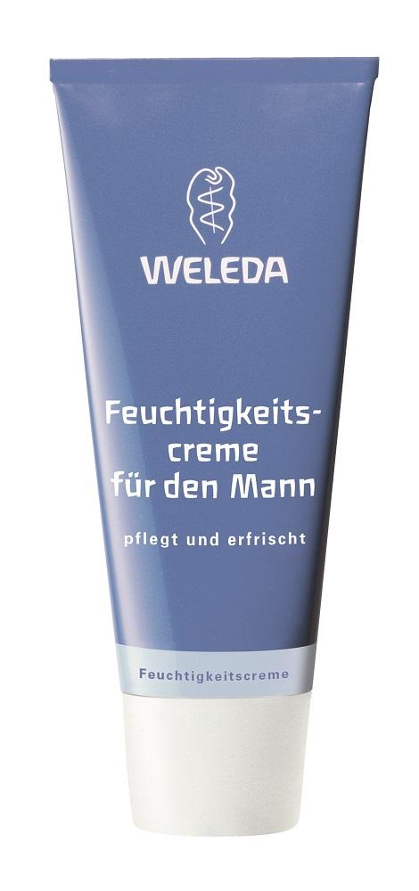 WeledaУвлажняющий мужской крем для лица 30 мл Weleda