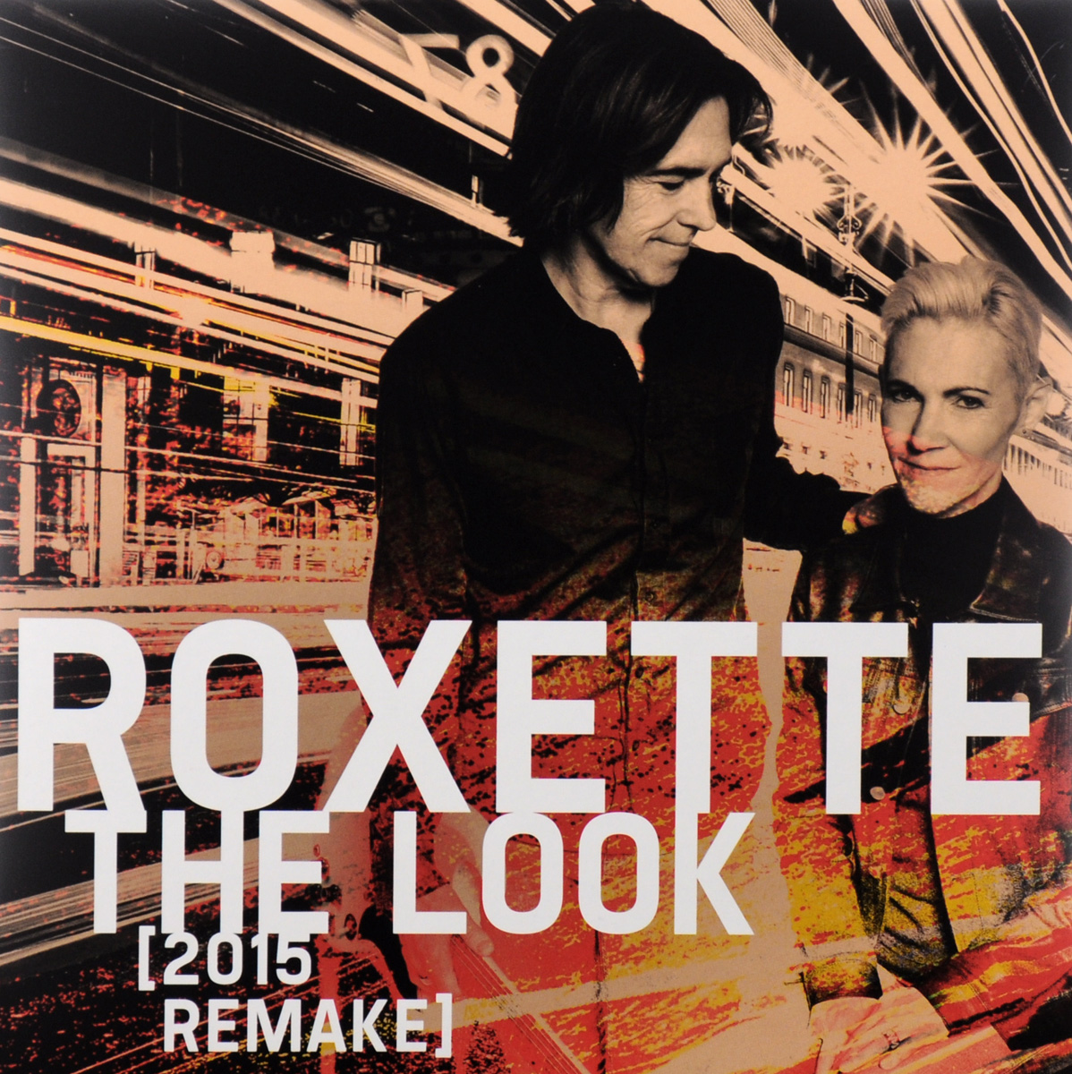 Roxette Roxette. The Look (2015 Remake) (LP) roxette roxette a collection of roxette hits their 20 greatest songs