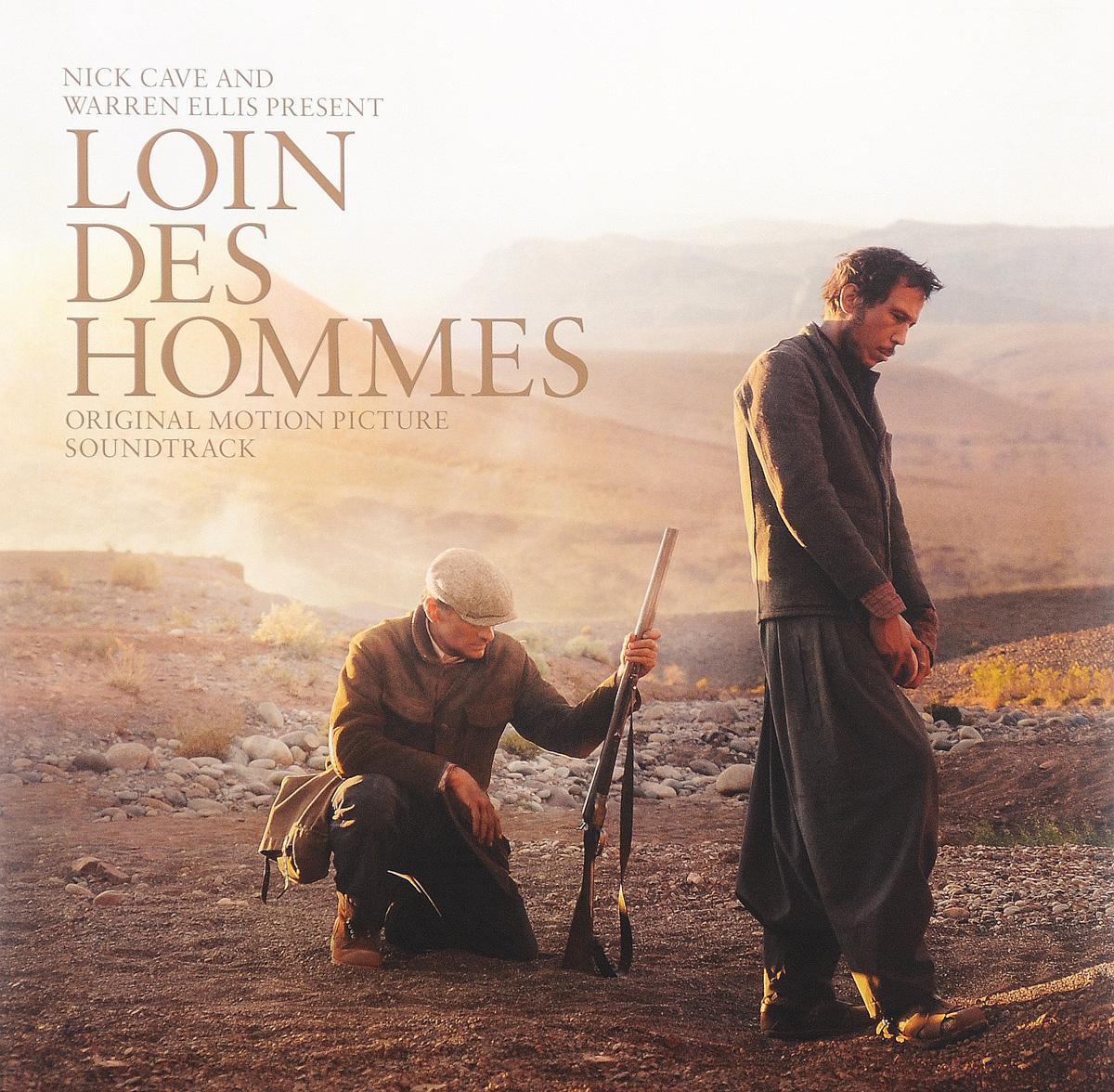Ник Кейв,Уоррен Эллис Nick Cave and Warren Ellis. Loin Des Hommes. Original Motion Picture Soundtrack (LP) виниловая пластинка nick cave ellis warren kings ost