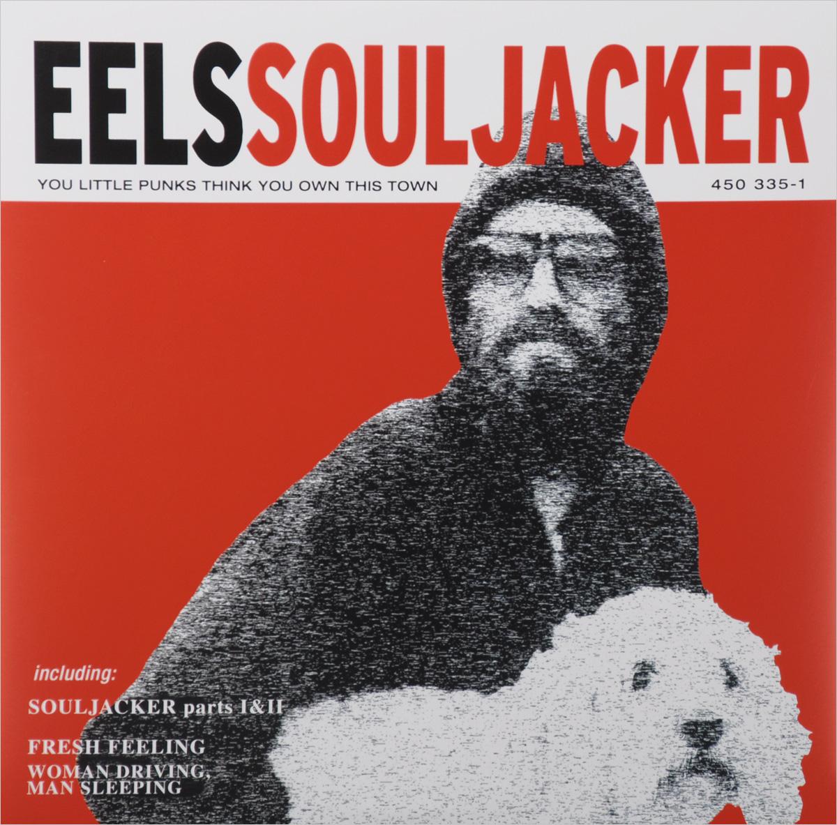Eels Eels. Souljacker (LP) eels manchester