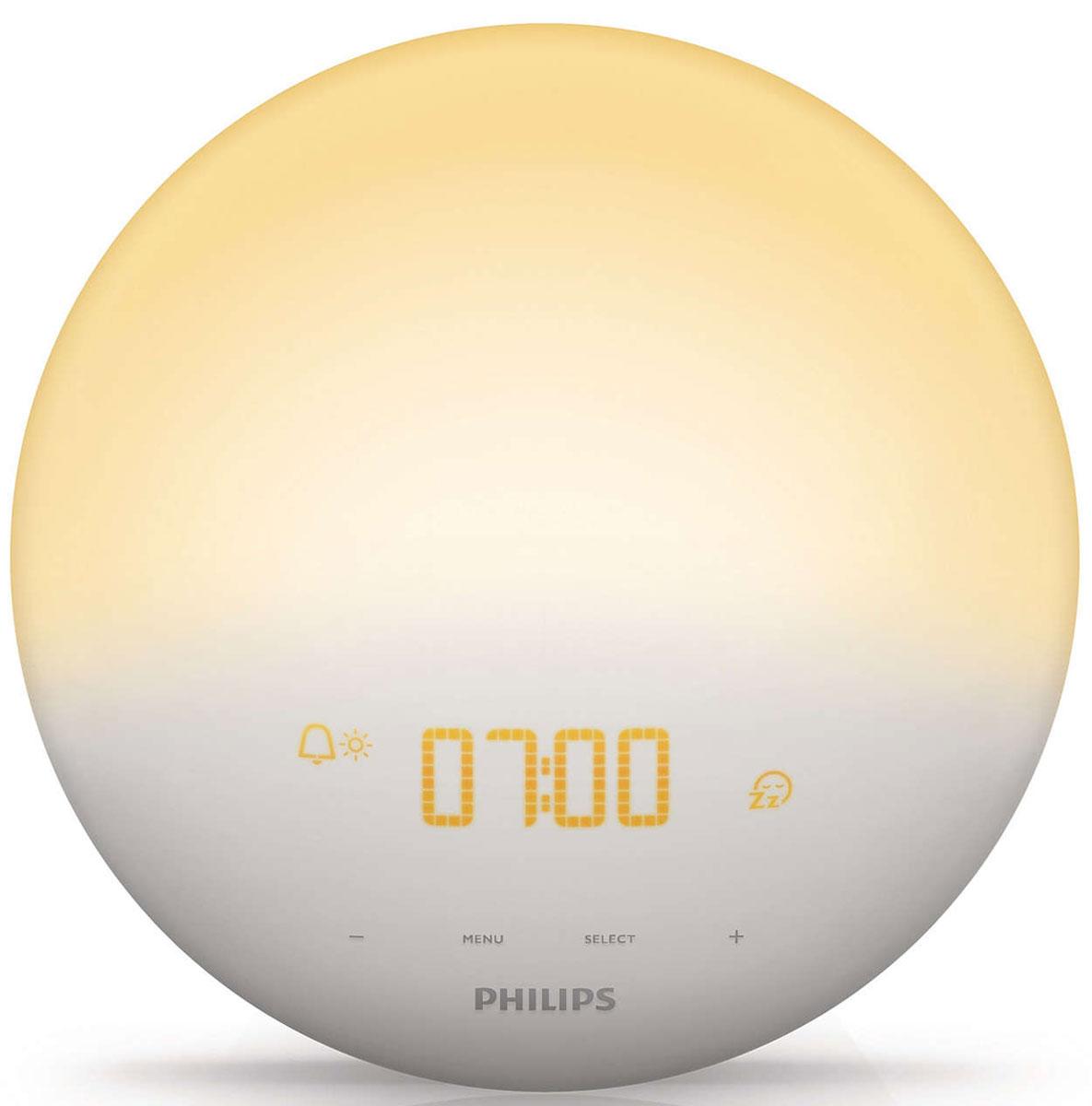 Радио-будильник Philips HF3510/70 Wake-up Light philips aj3115 12 радио будильник