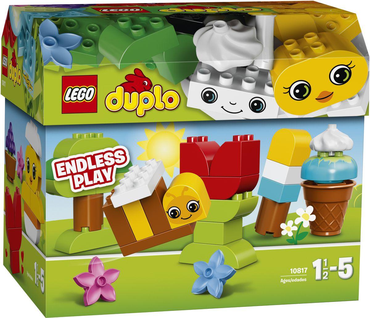 LEGO DUPLO Конструктор Времена года 10817
