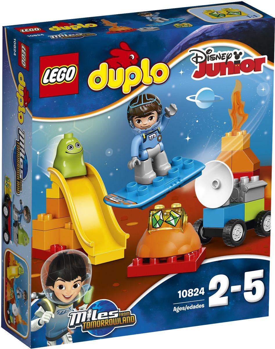 LEGO DUPLO Конструктор Космические приключения Майлза 10824