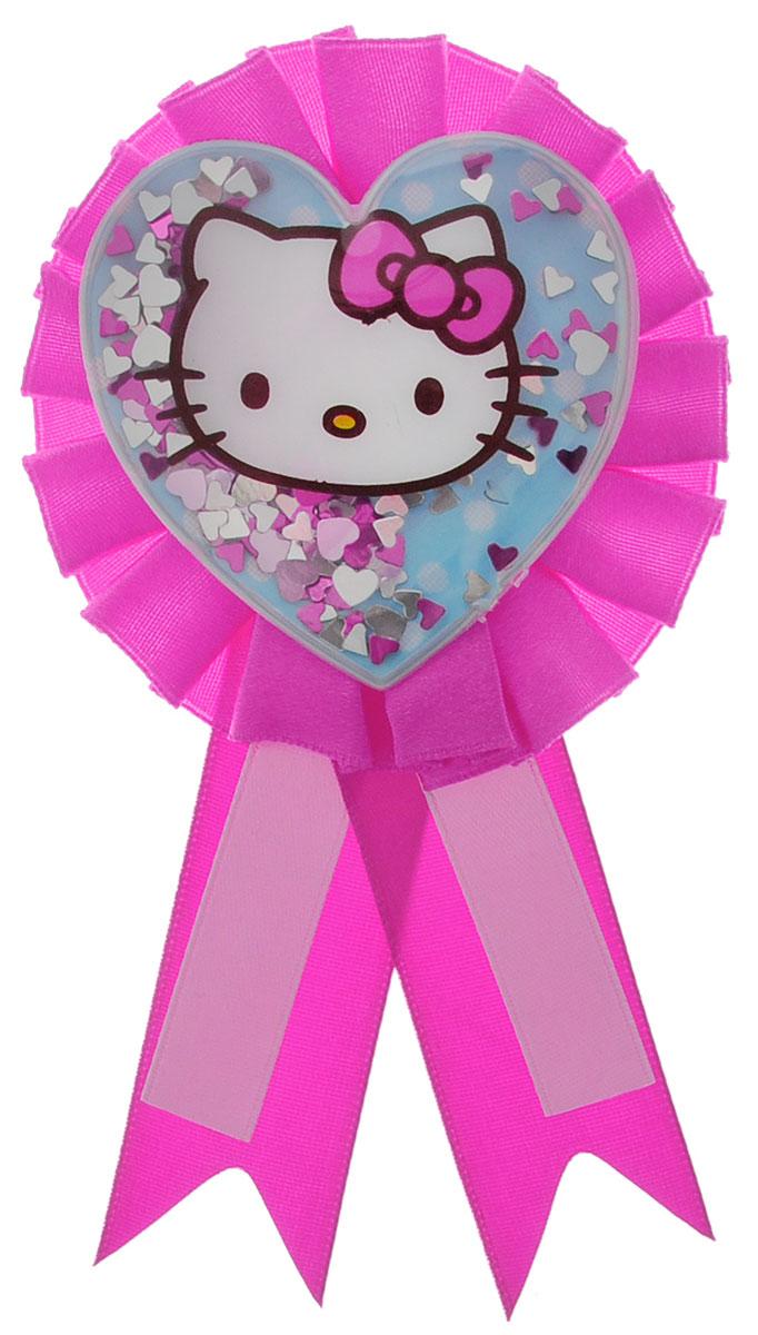 Веселая затея Значок Hello Kitty значок бэтмен