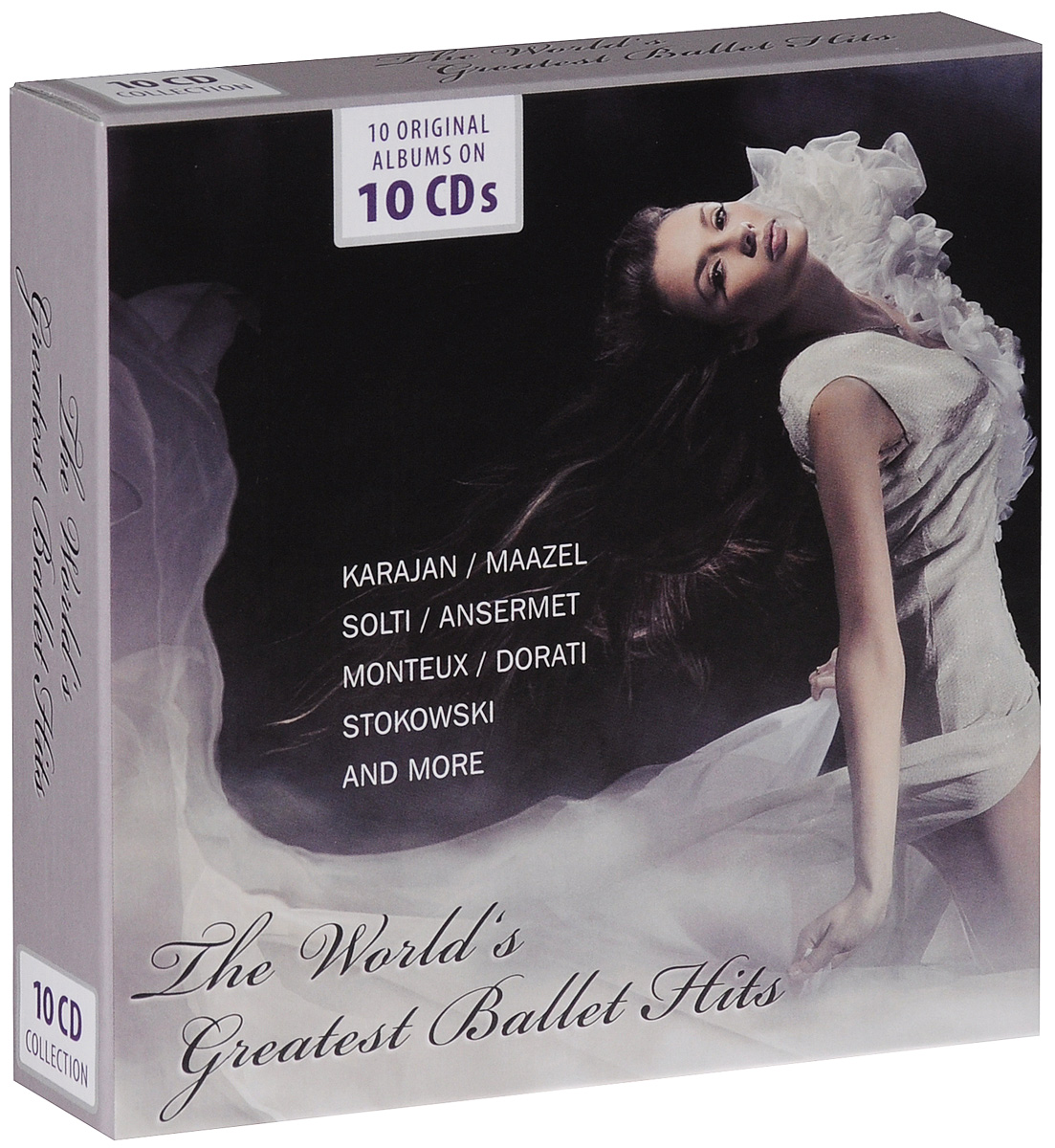 The World's Greatest Ballet Hits (10 CD) queen greatest hits cd