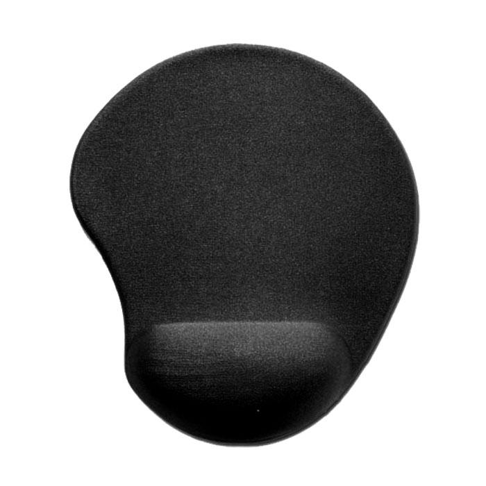 Коврик для мыши Sven GL009BK, Black коврик для мыши sven gl009bk черный 250х220х20мм