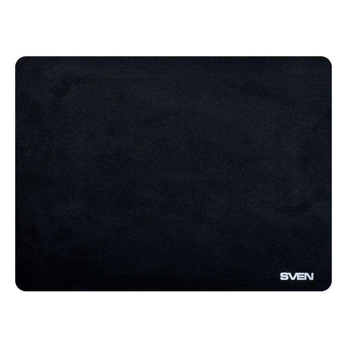 цена Игровой коврик для мыши Sven HC-01-03, Black онлайн в 2017 году