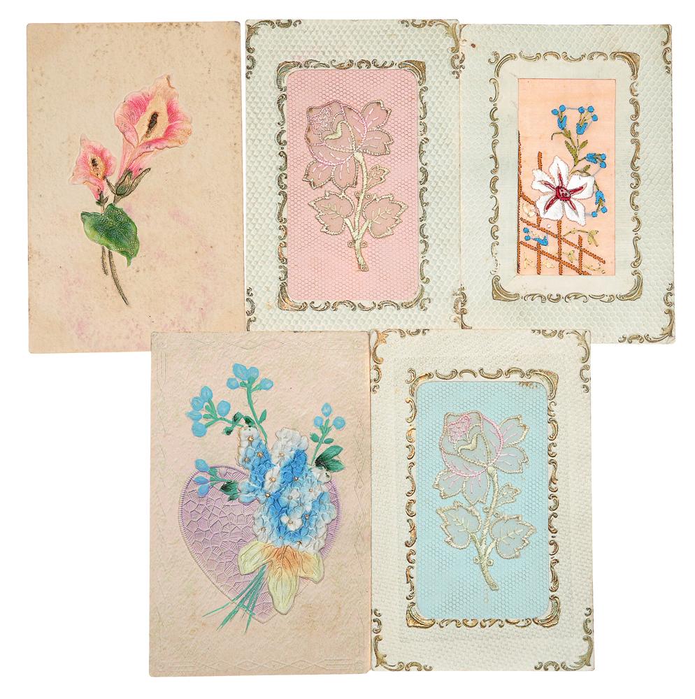 Пять открыток