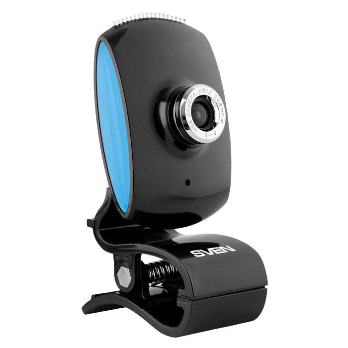 Фото - Web-камера Sven IC-350 веб камера sven ic 950hd черный