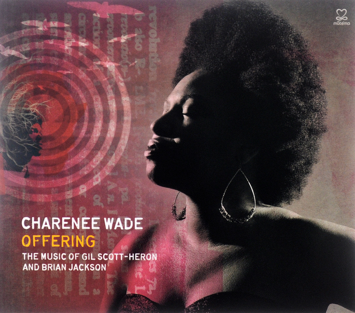 Charenee Wade Charenee Wade. Offering. The Music Of Gil Scott Heron And Brian Jackson wade mary hazelton blanchard our little cuban cousin
