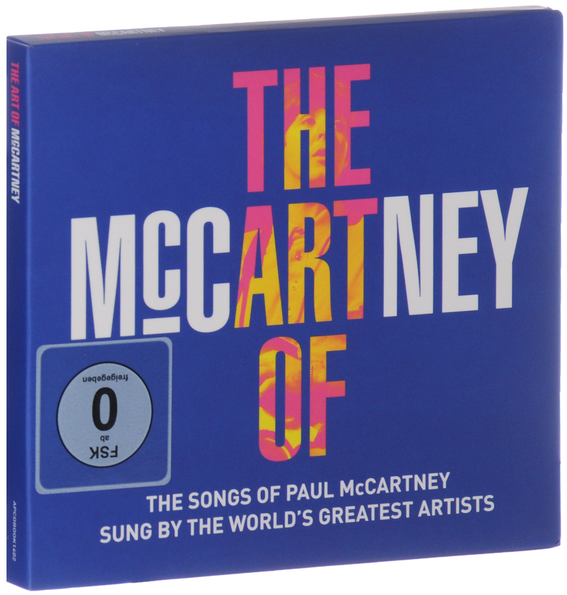 The Art Of McCartney (2 CD + DVD) 10 hd digital lcd screen car headrest monitor dvd cd player ir fm with remote controller remote mount bracket car player new
