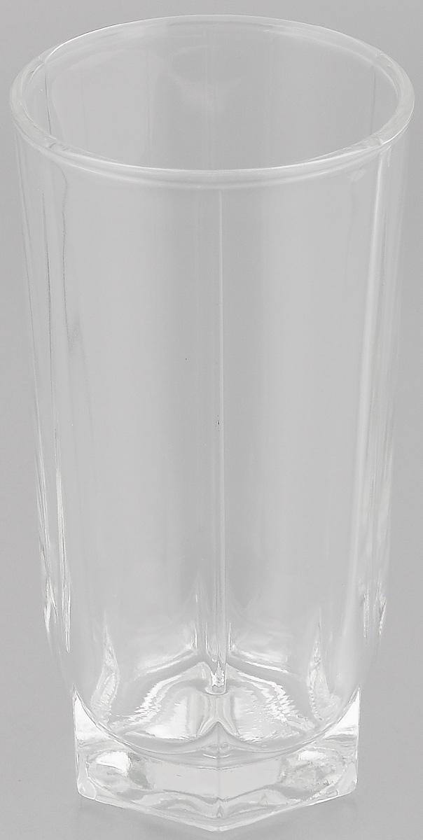 Стакан OSZ Стиль, цвет: прозрачный, 180 мл osz форест 12 см