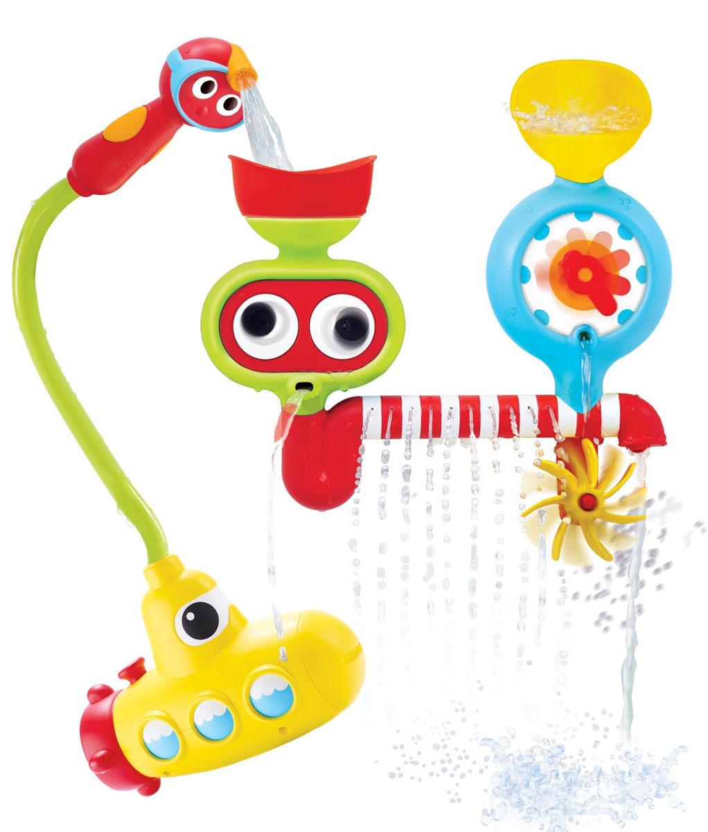 Игрушка для ванной Yookidoo 40139_голубые часы