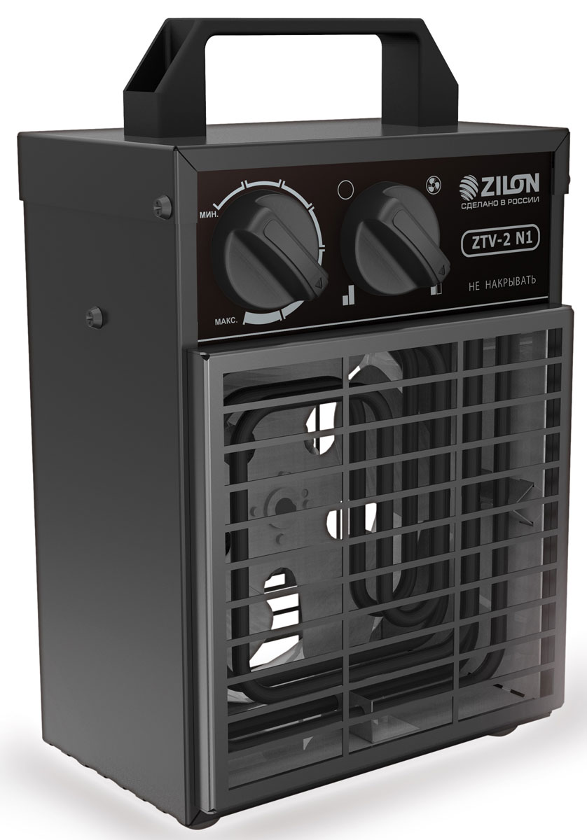 ZILON ZTV-2 N1 тепловая пушка обогреватель zilon ir 1 0sn3