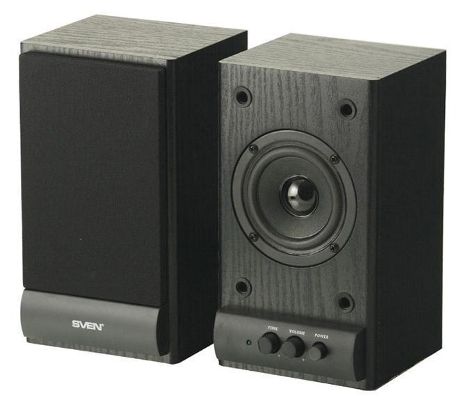 Sven SPS-607, Black акустическая система 2.0