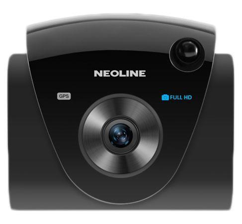 Neoline X-COP 9700, Black видеорегистратор с радар-детектором