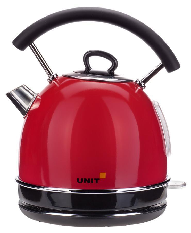 лучшая цена Электрический чайник Unit UEK-261, Red