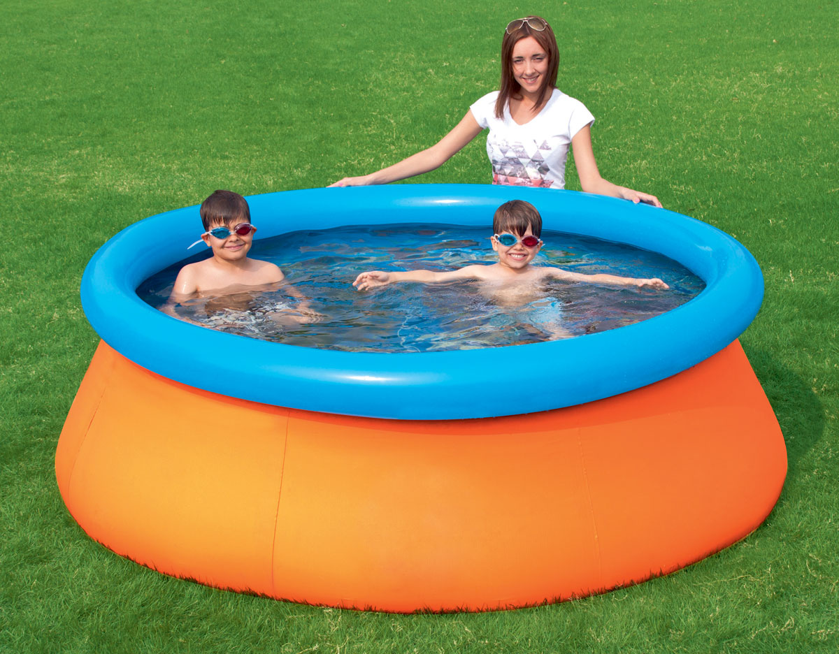 резиновый бассейн картинки