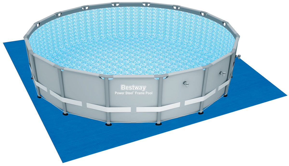 Bestway Подстилка для бассейнов, 520 х 520 см. 58251 цена