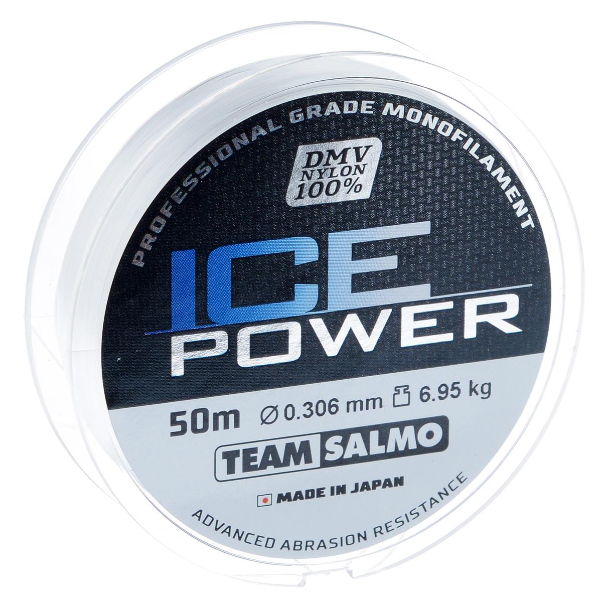 Леска монофильная Team Salmo