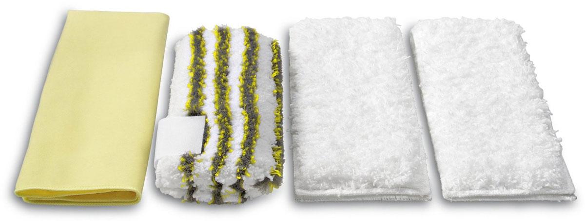 Karcher 28631710 набор салфеток для ванной, 4 шт ruges набор для удаления акне и чистки пор косметик