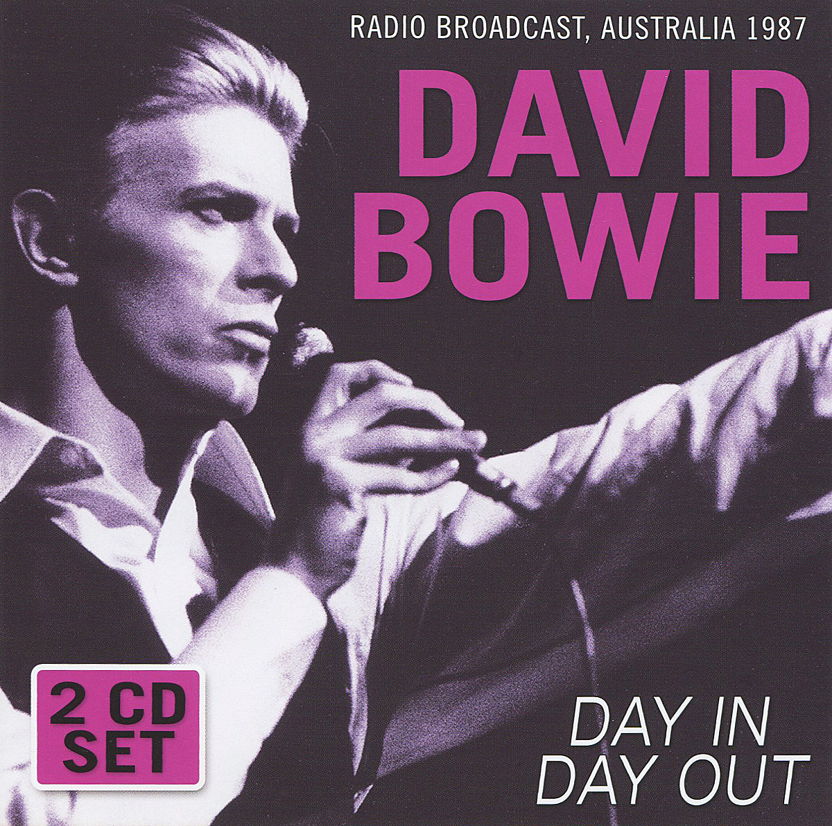 Дэвид Боуи David Bowie. Day In Day Out (2 CD) дэвид боуи david bowie the document cd dvd