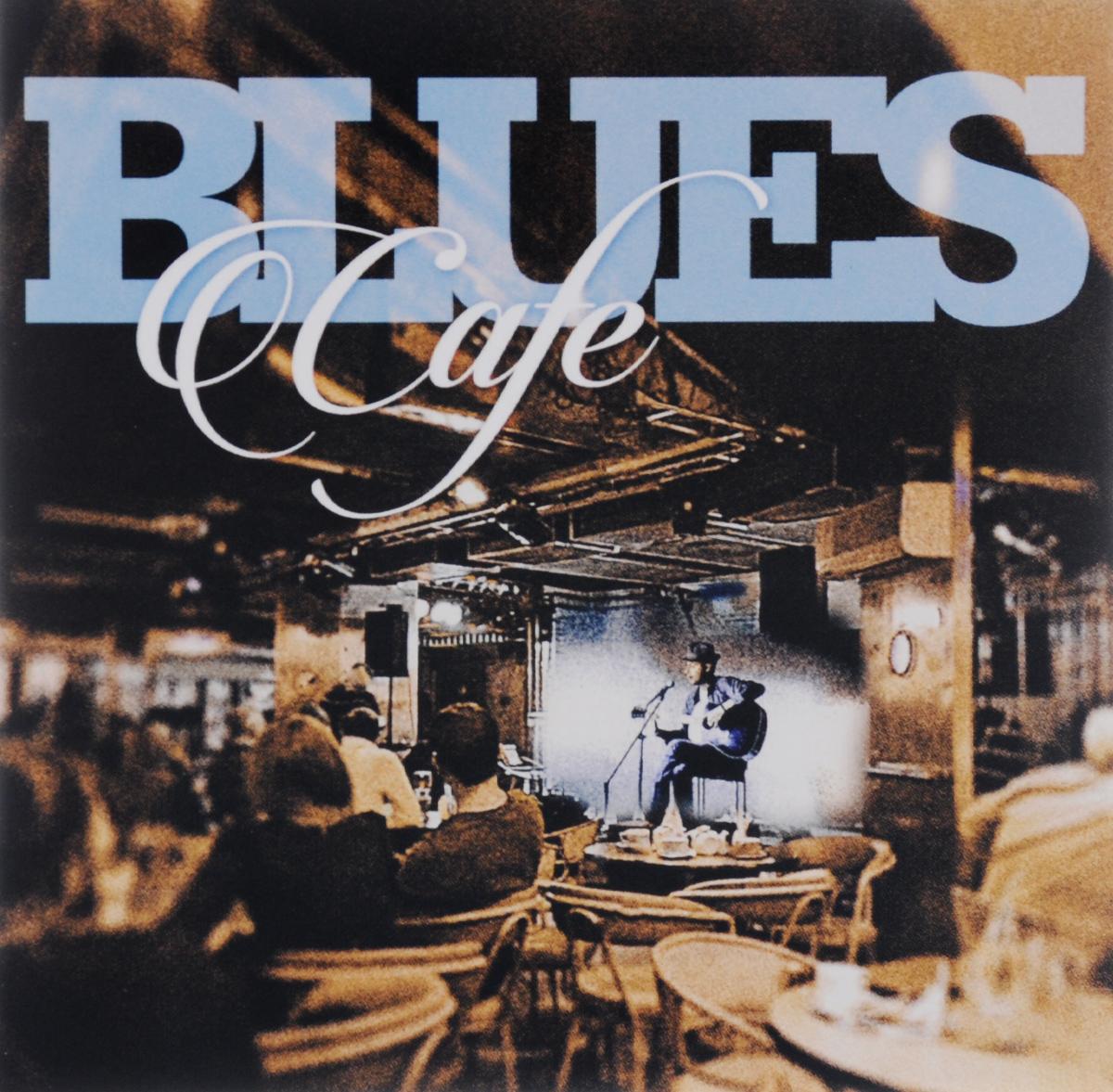 Бобби Блю Блэнд,Бо Диддли,Би Би Кинг,Фрэнк Фрост,Джон Ли Хукер,Мадди Уотерс,Альберт Кинг,Перси Мейфилд,Биг Мама Торнтон,Бадди Гай,Ти-Боун Уокер,Элмор Джеймс,Little Junior Parker,Дж. Б. Ленуар,Слим Харпо,Биг Мэйбелл Blues Cafe (2 CD) бадди гай роберт джонсон артур бернетт честер мадди уотерс этта джеймс вилли диксон 100 years of the blues 2 cd