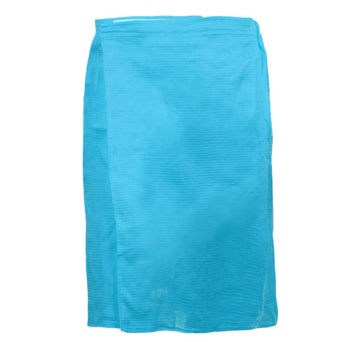 Килт для бани и сауны Банные штучки, мужской, цвет: голубой килт махровый фиолетовый