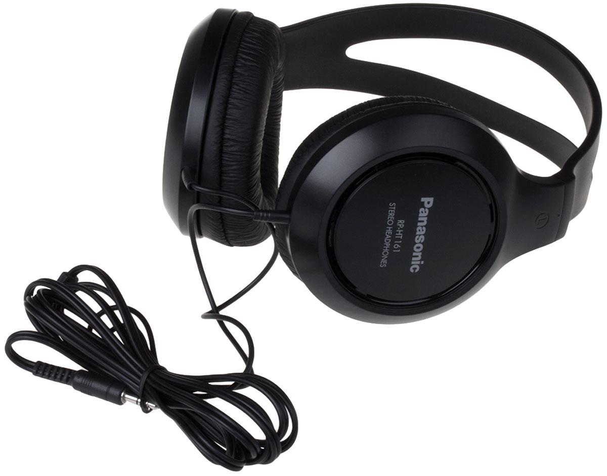 Panasonic RP-HT161E-K, Black наушники мониторные наушники fostex t 60 rp