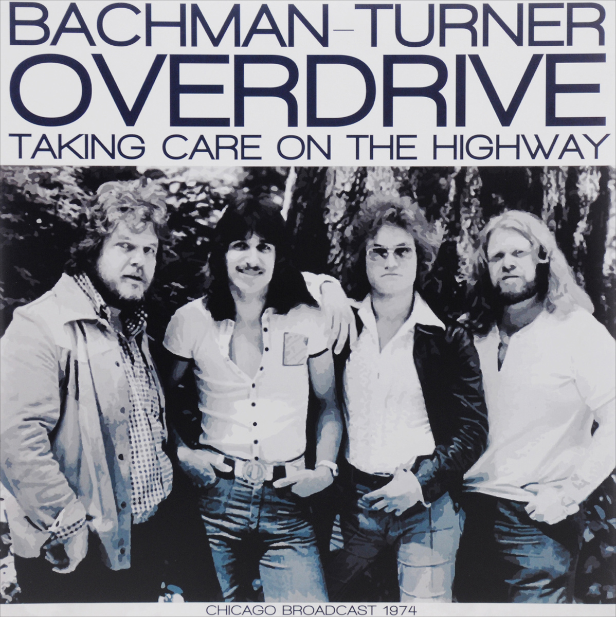 Bachman-Turner Overdrive Bachman-Turner Overdrive. Taking Care On The Highway (2 LP) on the bright side
