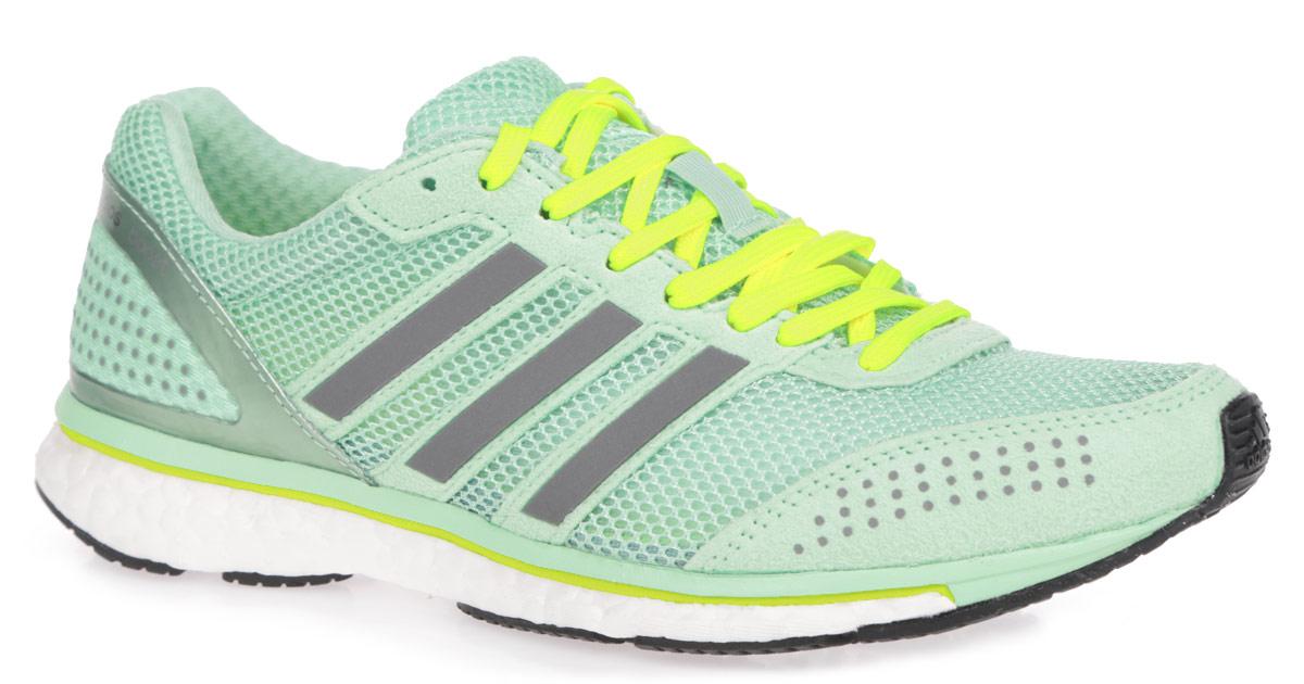 0e4ac57c Кроссовки adidas Adizero Adios Boost 2.0 Shoes — купить в интернет-магазине  OZON с быстрой доставкой