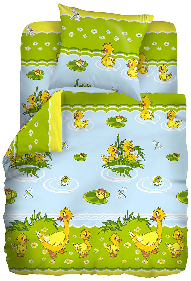 все цены на Кошки-мышки Комплект детского постельного белья Ути онлайн