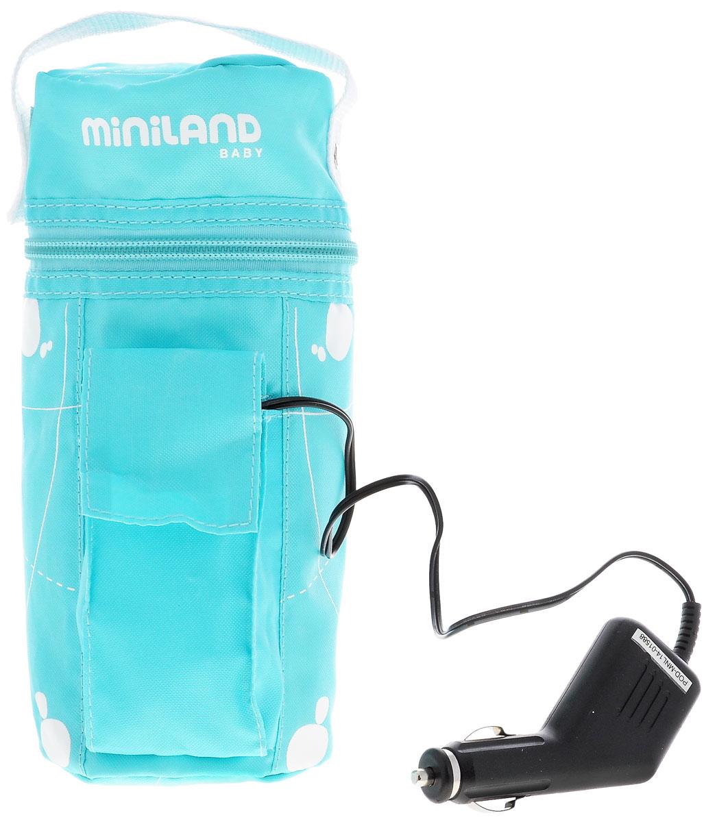 Miniland Нагреватель бутылочек дорожный Warmy Travel цвет бирюзовый miniland нагреватель бутылочек дорожный warmy travel цвет бирюзовый