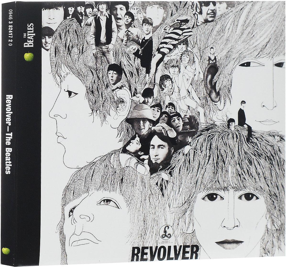 The Beatles The Beatles. Revolver (ECD) велосипед foldx revolver s 2016