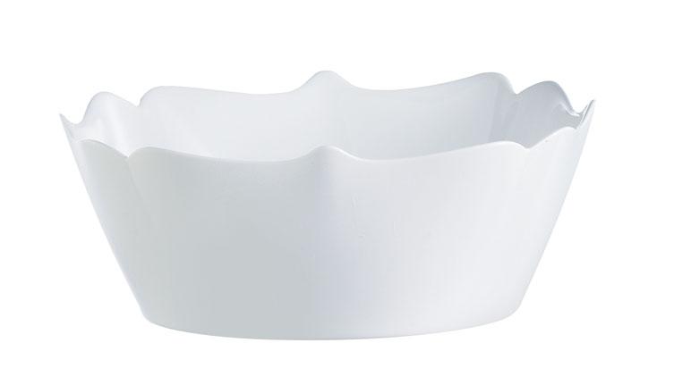 Салатник Luminarc Authentic, диаметр 24 см салатник luminarc authentic white 12 х 12 см