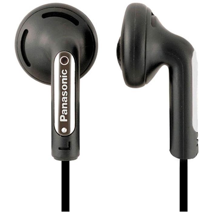 цена на Panasonic RP-HV154GU-K, Black наушники