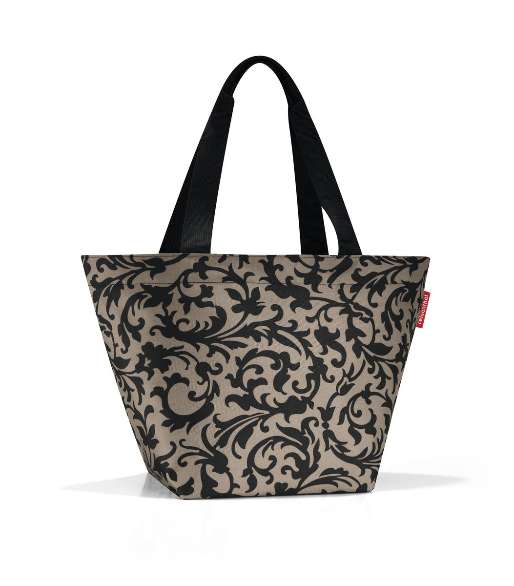 Сумка женская Reisenthel, цвет: черный, бежевый. ZS7027 сумка женская reisenthel цвет бежевый черный ms7027