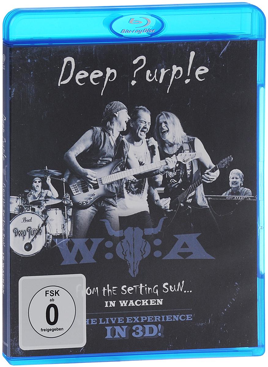 Deep Purple: From The Setting Sun... (In Wacken) (Blu-ray) цена