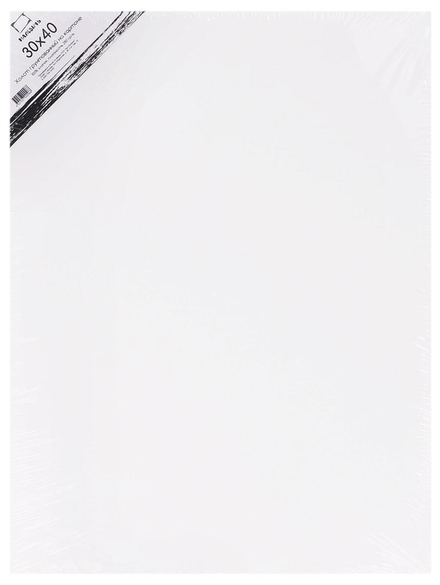 Малевичъ Холст на картоне 30 см x 40 см