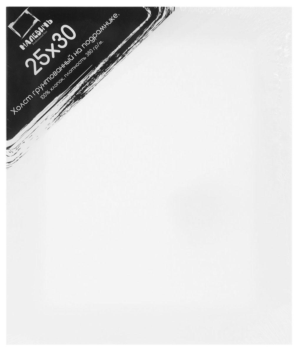 Малевичъ Холст на подрамнике 25 см x 30 см 380 г/м2