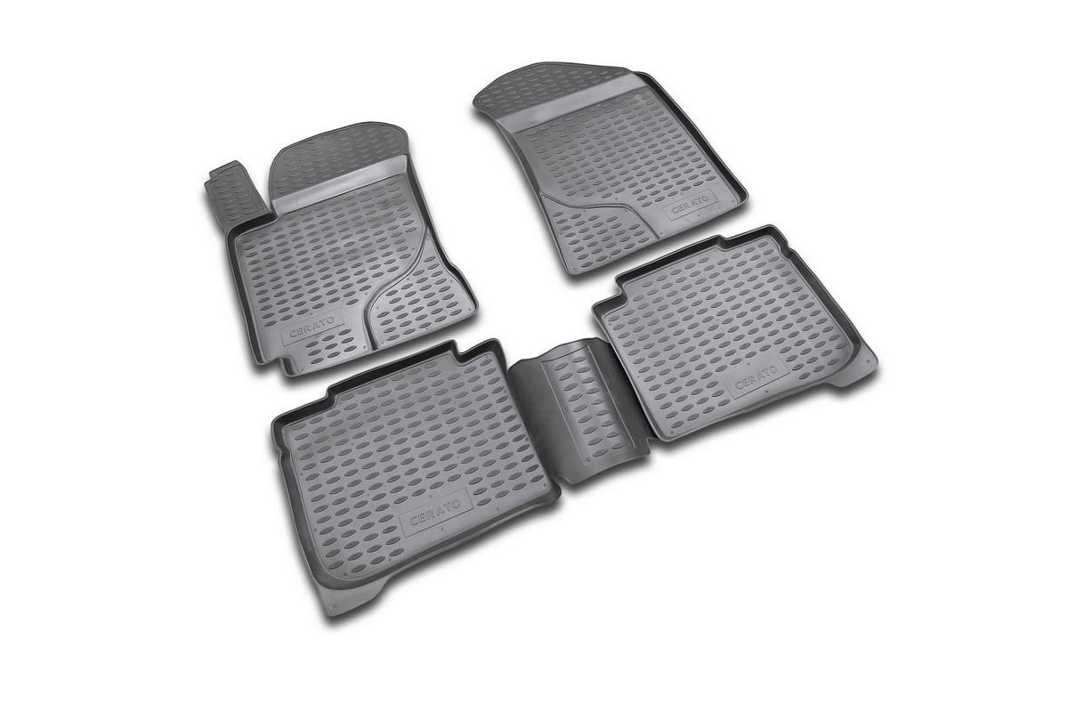 Набор автомобильных ковриков Element для Kia Cerato 2004-2009, в салон, 4 шт. NLC.25.11.210 недорго, оригинальная цена