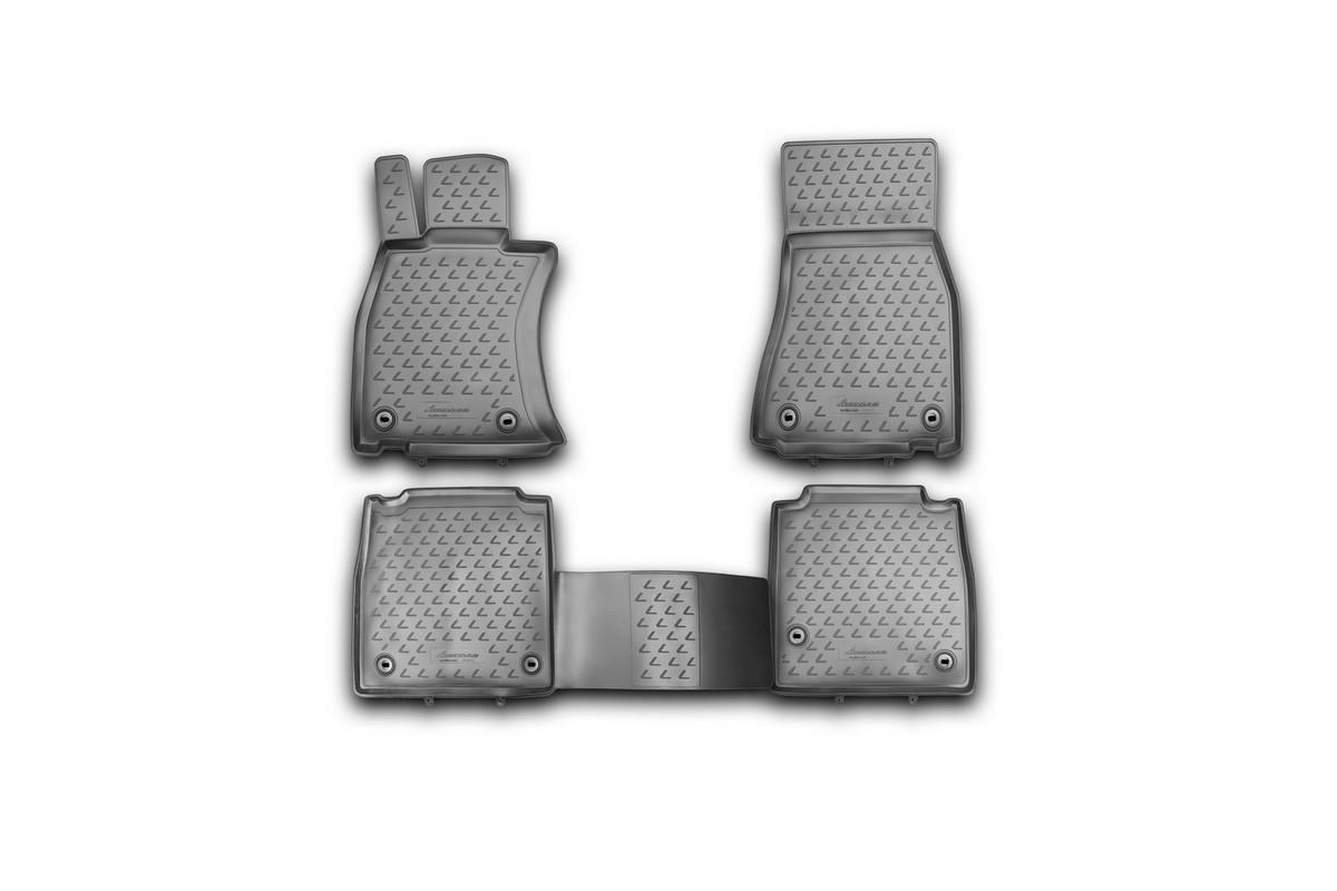 Набор автомобильных ковриков Element для Lexus LS 460 L 2012-, в салон, 4 шт frank wedekind fruhlings erwachen