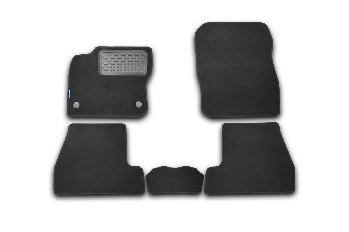 Набор автомобильных ковриков Klever для Ford Focus 3 2011-, хэтчбек, в салон, 5 шт недорго, оригинальная цена