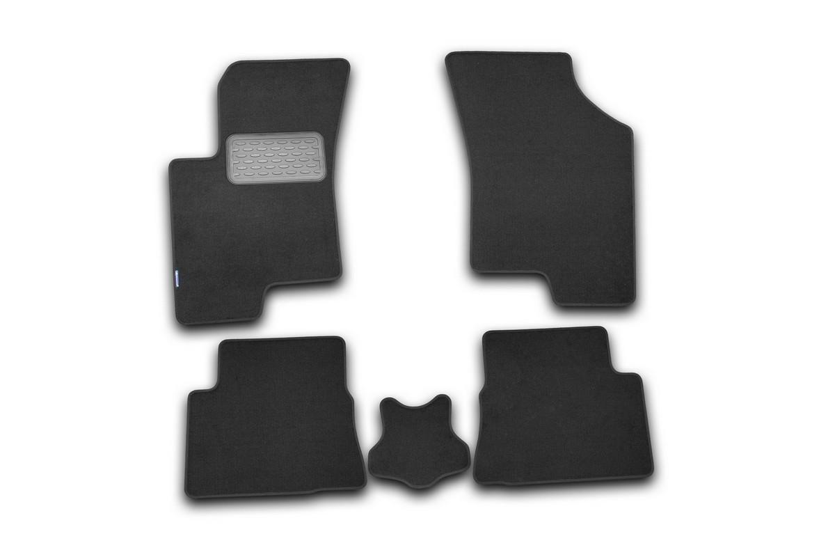 Набор автомобильных ковриков Element для Hyundai Getz 2002-2009, хэтчбек, в салон, 5 шт недорго, оригинальная цена