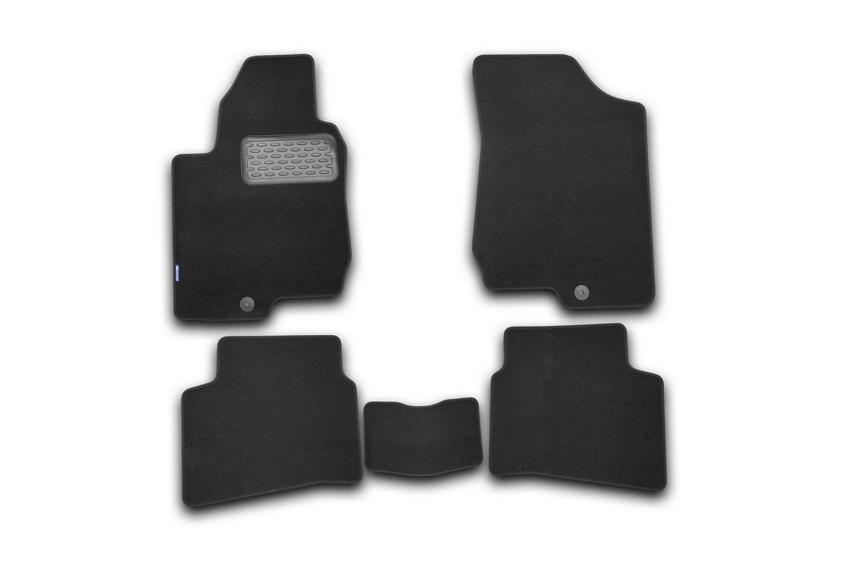 Набор автомобильных ковриков Element для Kia Pro Ceed 2008-2010, хэтчбек, в салон, 5 шт недорго, оригинальная цена